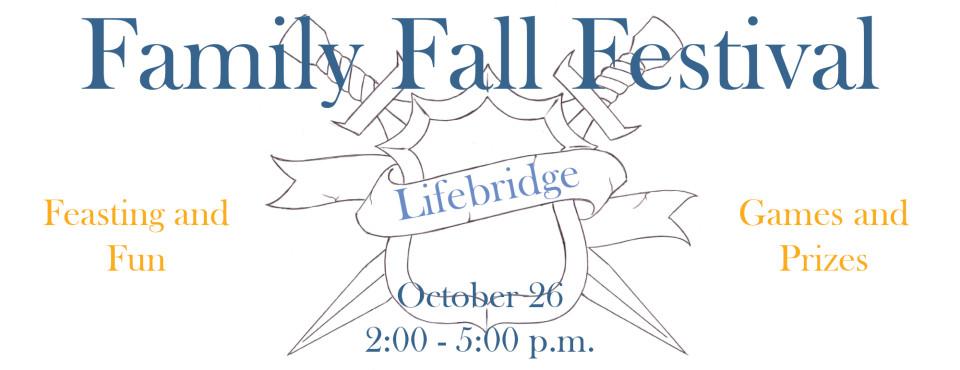 Fmaily Fall Festival