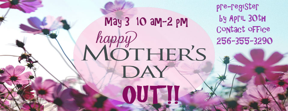 Mother's Day Out Event image